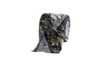 Камуфляжная лента ALLEN многоразовая, цвет - MOSSY OAK WINTER