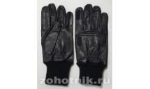 Перчатки стрелковые чёрные