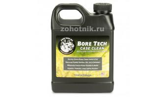 BORE TECH CASE CLEAN средство для чистки латунных гильз от нагара окисления грязи 950мл