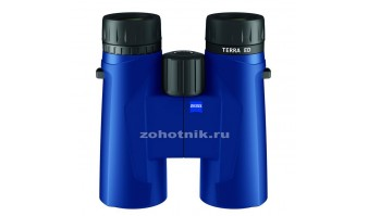 Бинокль Carl Zeiss ED Terra 8x42 синий корпус