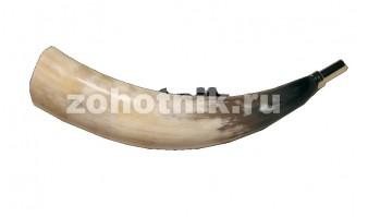 горн охотничий (из рога) 25 см